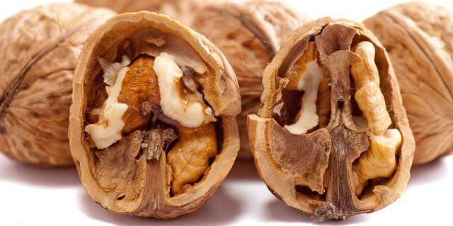 Las nueces son uno de los frutos secos más sanos que existen.