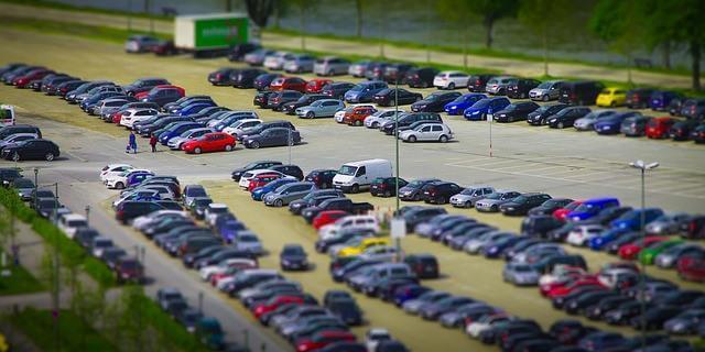 Los vehículos asegurados aumentan en agosto