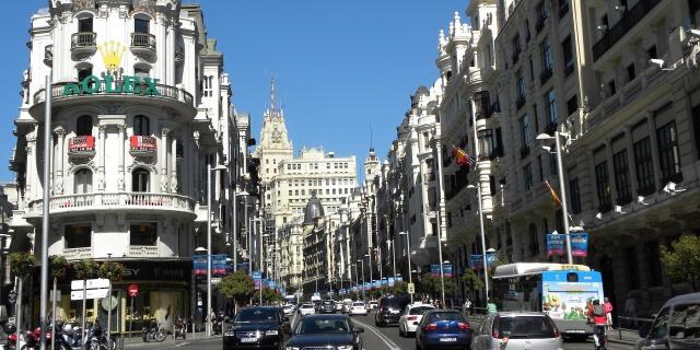 Zona Cero Emisiones Madrid 2020