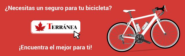 Banner de bicicletas.
