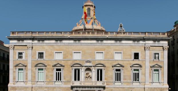 Palau Sant Jaume de la Generalitat de Cataluña