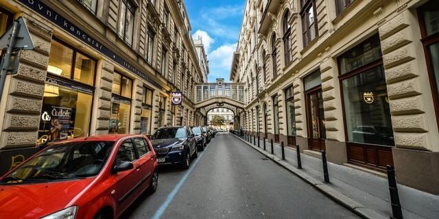 Calle de Praga.