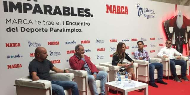 I Encuentro de Deporte Paralímpico Son Imparables