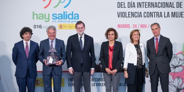 MUTUA RECIBE DEL GOBIERNO SU RECONOCIMIENTO POR TOLERANCIA CERO CONTRA LA VIOLENCIA DE GéNERO.jpg