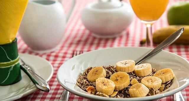 Así es un desayuno adecuado antes de esquiar