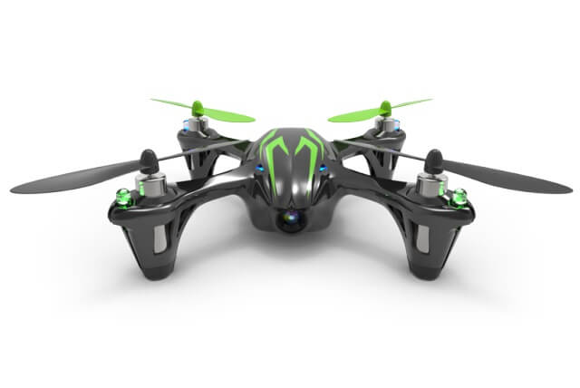 El mini dron Hubsan X4 H107C