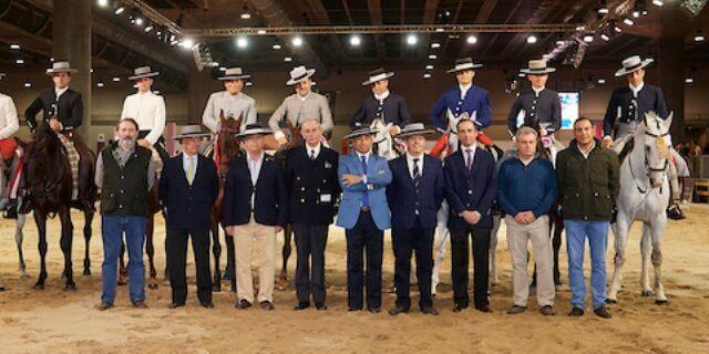 Maestros de Doma Vaquera