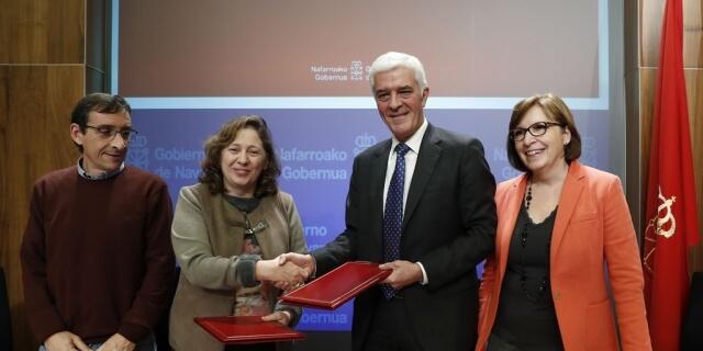 Convenio de Navarra sobre los seguros agrarios