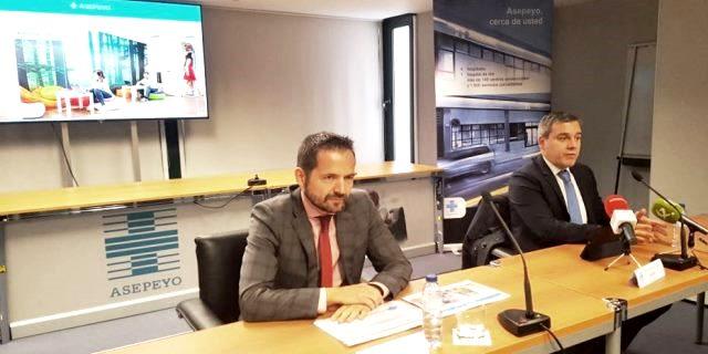 Presentación último informe de siniestralidad laboral y accidentes del Observatorio de Asepeyo y la Seguridad Social