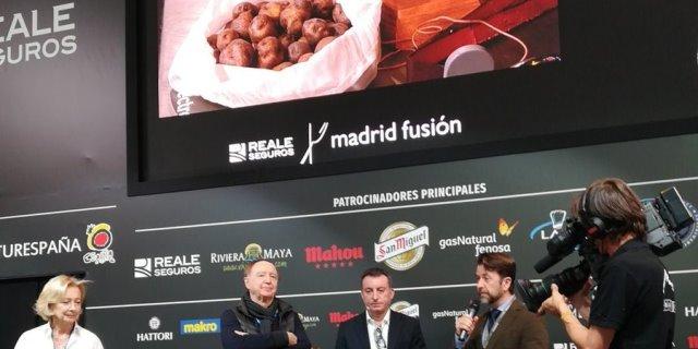 Imagen de la edición 2018 de Reale Madrid Fusión