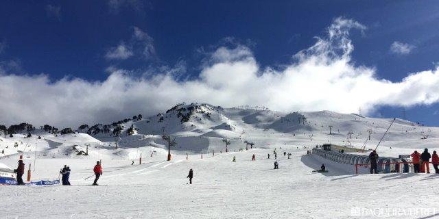 Dónde esquiar en España.