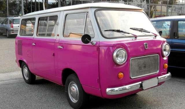 El Fiat 600 T desciende del Fiat 600.
