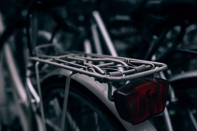 Luces de una bici.