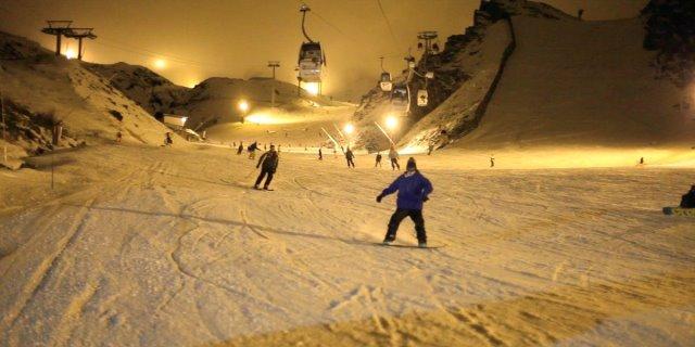 Destinos para esquiar en España.