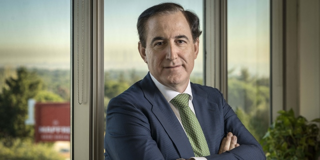 Antonio Huertas el presidente de MAPFRE es nombrado financiero del año en los premios ECOFIN 2018