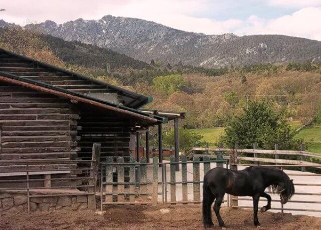 Donde montar a caballo en Madrid.