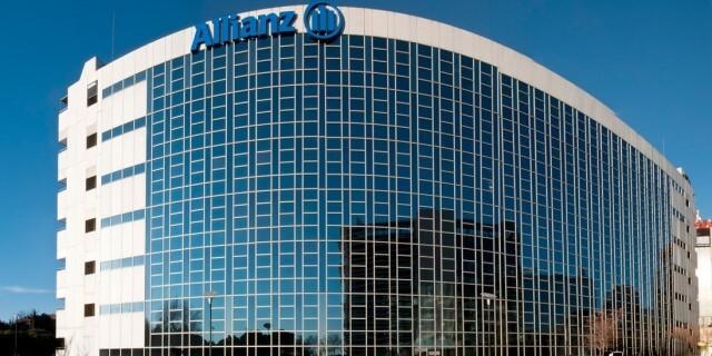 Edificio en Madrid de Allianz, una de las mejores empresas para trabajar en 2018 según el Top Employers Institute