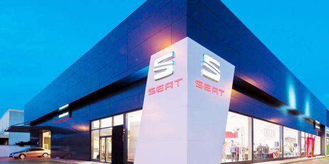 concesionario seat de ventas de coches matriculaciones