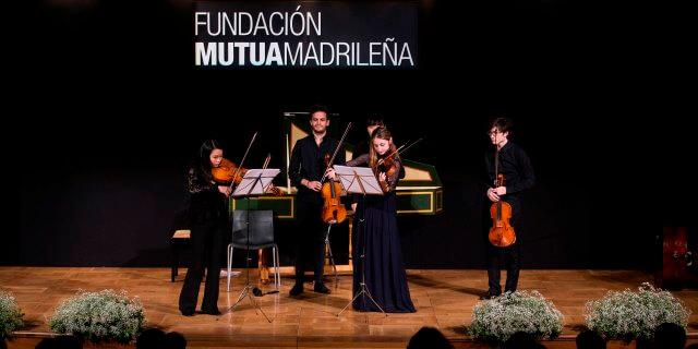 concierto de FUNDACIÓN MUTUA MADRILEÑA