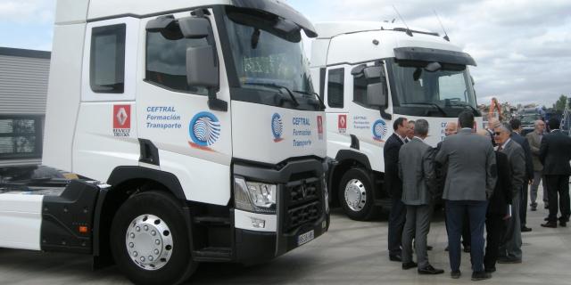 El transporte de carretera se beneficiará de las ayudas económicas aprobadas por el Ministerio de Formento