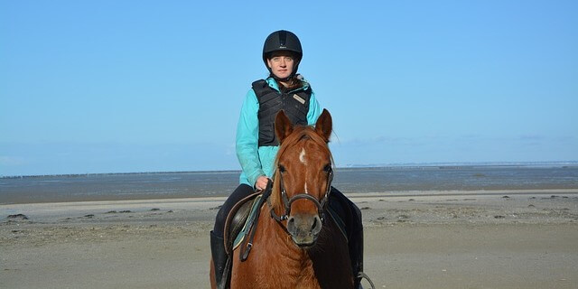 Equipacion basica para montar a caballo