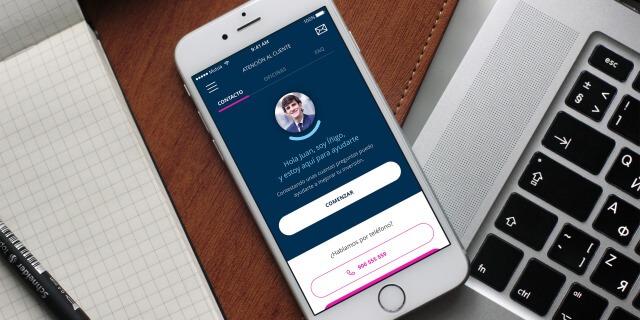 App de Mutua Mutuactivos permite contactar con tu propio gestor