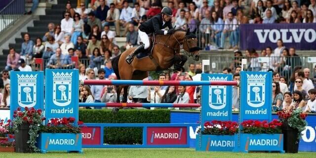 Concurso de Saltos Internacional.