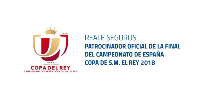 REALE patrocinará la final de Copa del Rey (Foto: REALE)