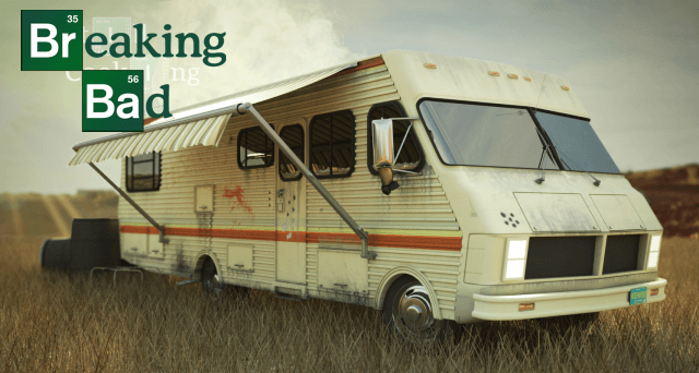caravana de breaking bad