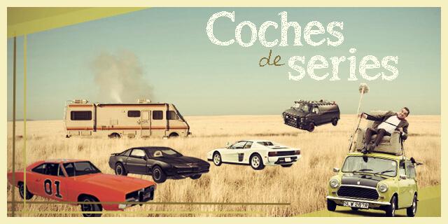 coches de series de televisión