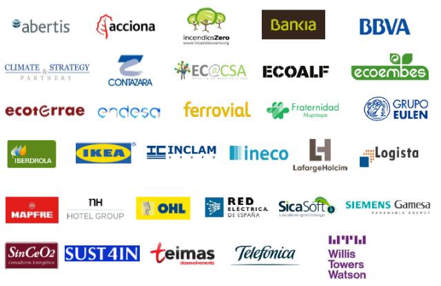 empresas unidas contra el cambio climático por la descarbonización de la economía y en pos de la transición energética