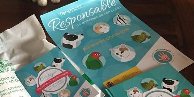 Guía para la Tenencia Responsable de Animales de Compañía