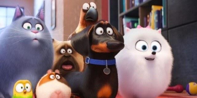 Imagen de la película Mascotas
