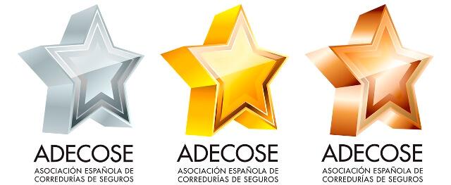 premios estrella de ADECOSE 2018 estrellitas
