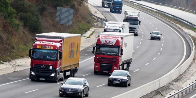 Aragón vuelve a bonificar los peajes de la AP-2 y de la AP-68