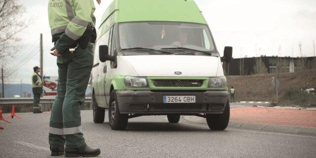 Fomento detecta veinte empresas buzón y pone 103 multas a las bolsas de cargas
