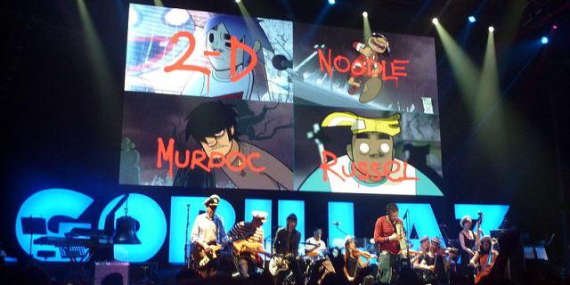 Gorillaz es cabeza de cartel en Sónar.