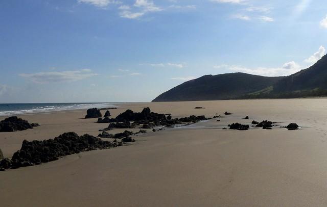 Playa para perros en Noja (Foto: Ayuntamiento de Noja).