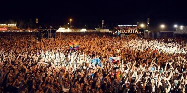 Concierto de Martin Garrix en Arenal Sound
