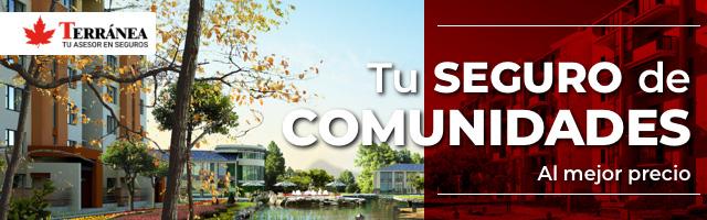seguro de comunidad