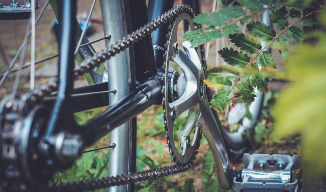 Cómo limpiar la cadena de la bici