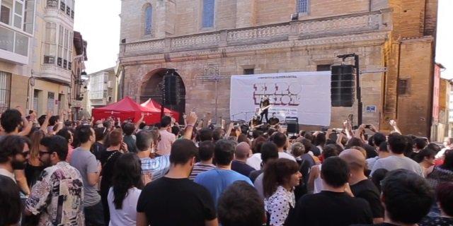 Ebrovisión es uno de los festivales veraniegos.
