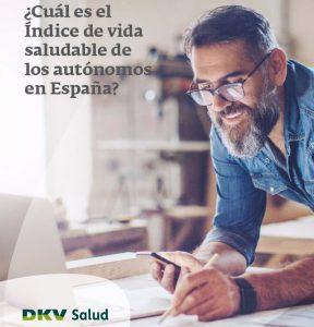 portada estudio salud autónomos DKV