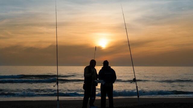Tipo de pesca surfcasting