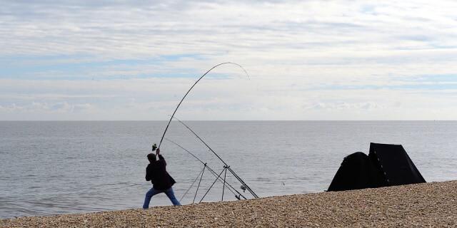 Surfcasting: un tipo de pesca muy conocido a nivel mundial.