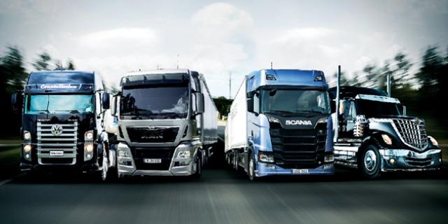 Adiós VW Truck & Bus, hola TRATON Group