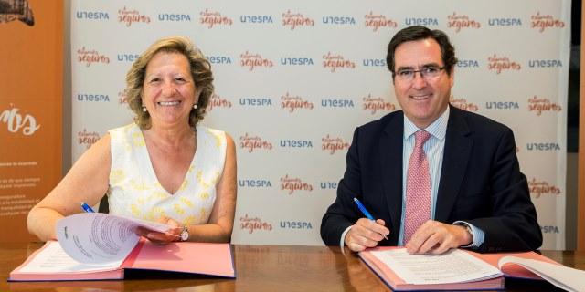 CEPYME y UNESPA impulsan la prevención de riesgos entre las pymes