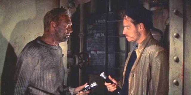 Misterio en el barco perdido con Gary Cooper y Charlton Heston - Mary Deare