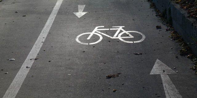 El carril bici y la circulación para ciclistas