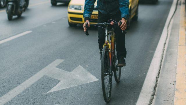 Normas de circulación para ciclistas.